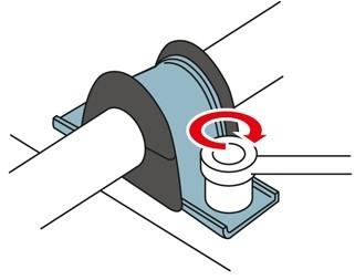 obraz wymiana gumy stabilizatora 7