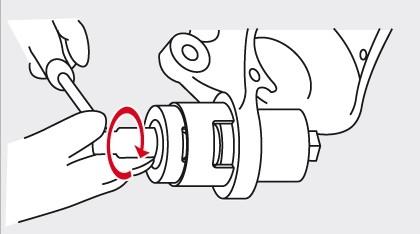 obraz Obsługa ściagacza TED99545 3