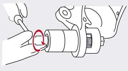 obraz Obsługa ściagacza TED99545 7