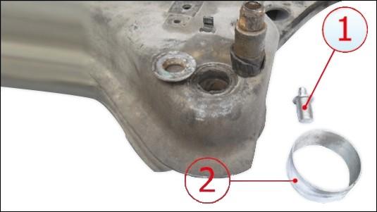 picture manual engine beam Renault 5