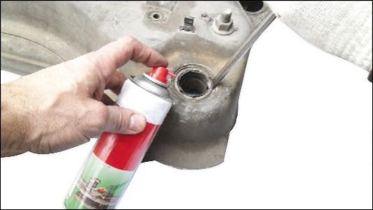 picture manual engine beam Renault 7