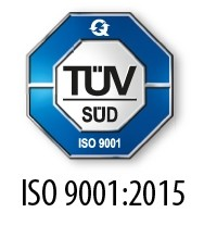 Tuv ISO logo
