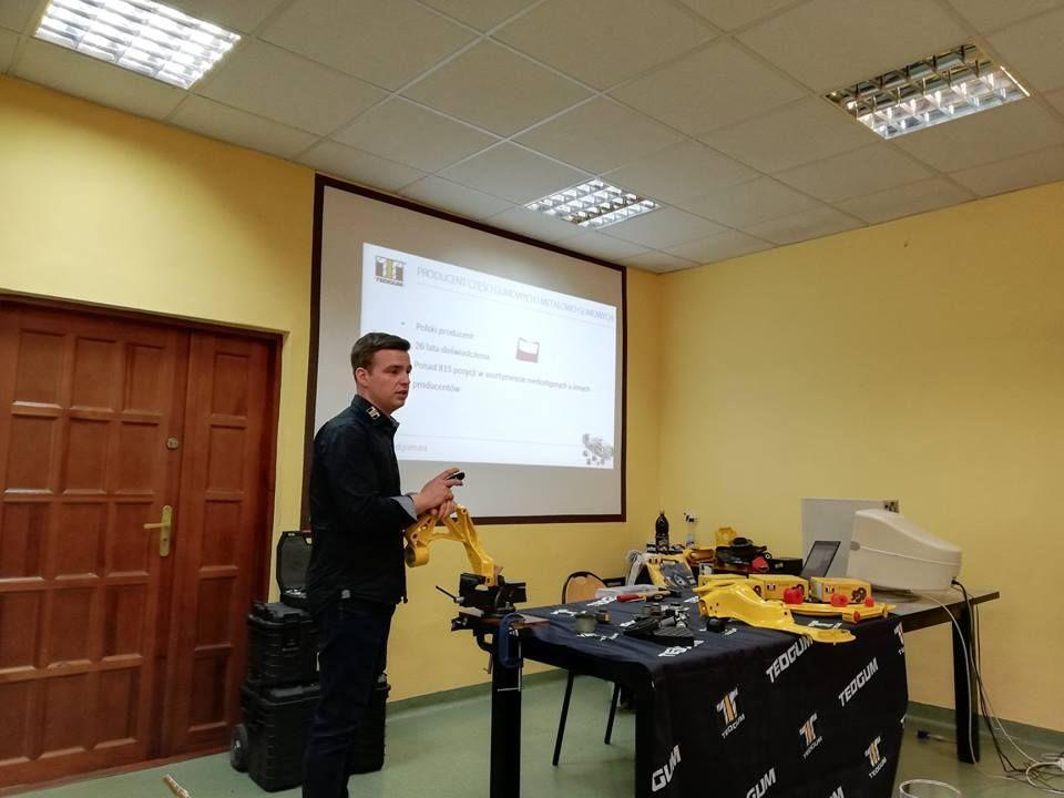 Szkolenie Centrum Kształcenia praktycznego Piotrków Trybunalski