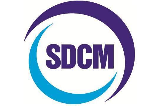logo sdcm stowarzyszenie dystrybutorów i producentów części motoryzacyjnych