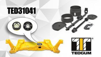 Ściągacz tulei belki silnika TED31041