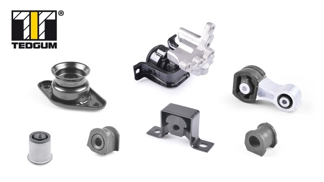 Bushings, mounts and other for asian cars 2020-02
